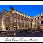 State Opera, Vienna, Austria