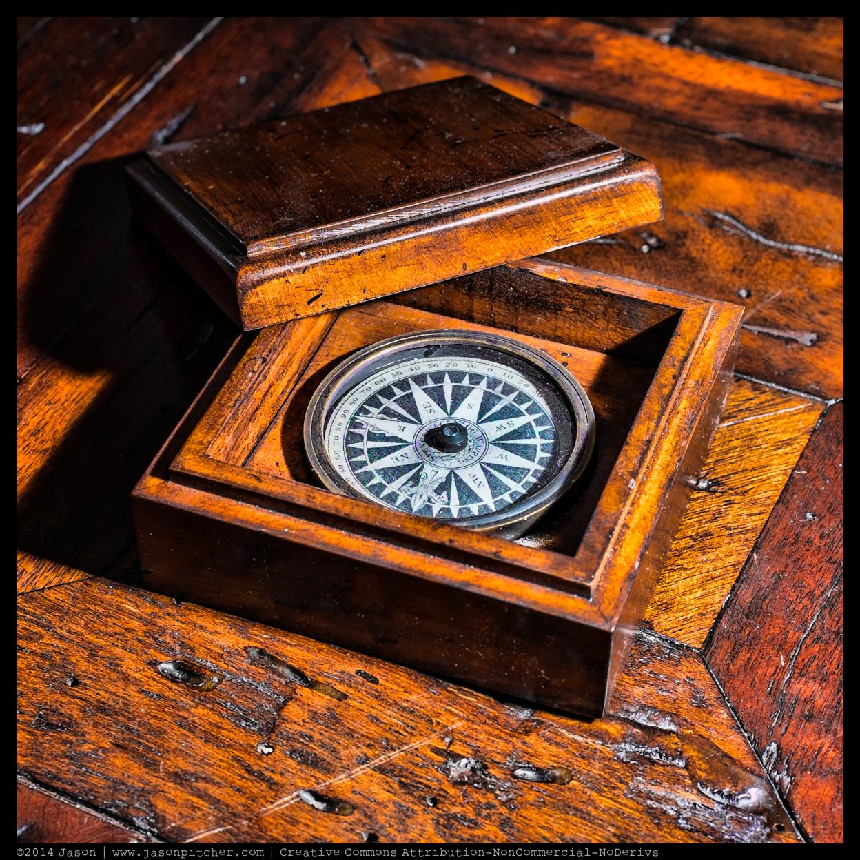 Box Compass - x100s